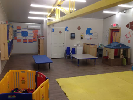 One Year Childcare Room Picture 1