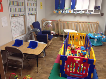 Infant Childcare Room